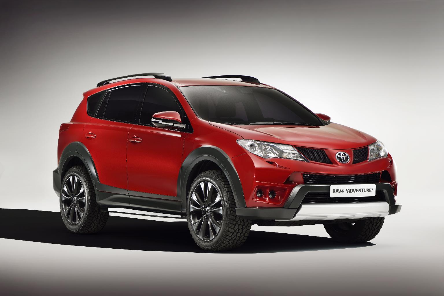 Toyota Auris Touring Sports y RAV4