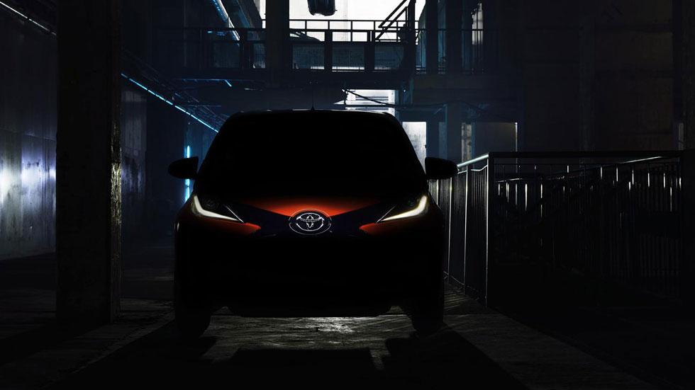 Toyota Aygo 2014, el pequeño japonés se renueva