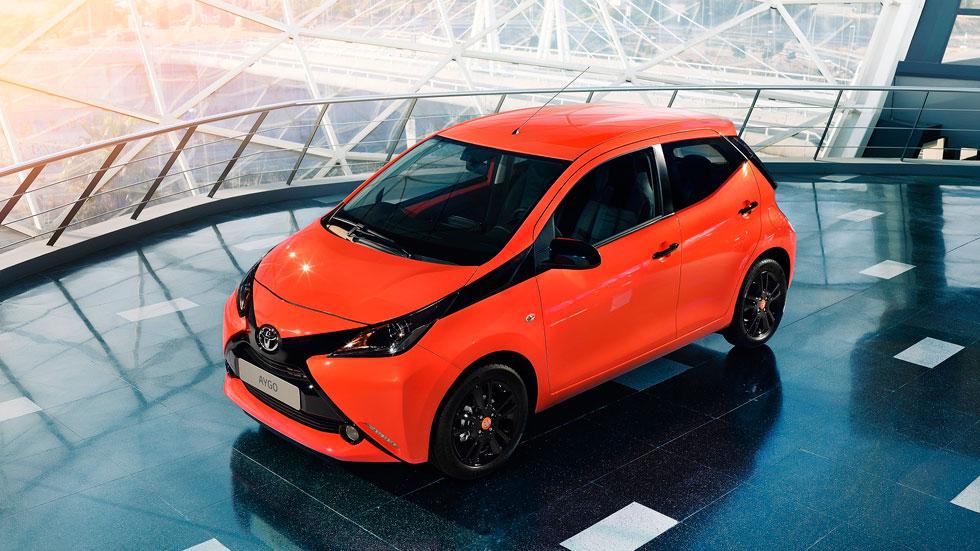Toyota Aygo 2014, llega la segunda generación