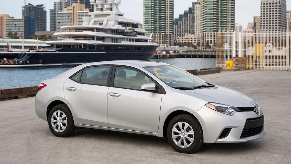 El Toyota Corolla, el coche más vendido en el mundo en 2013
