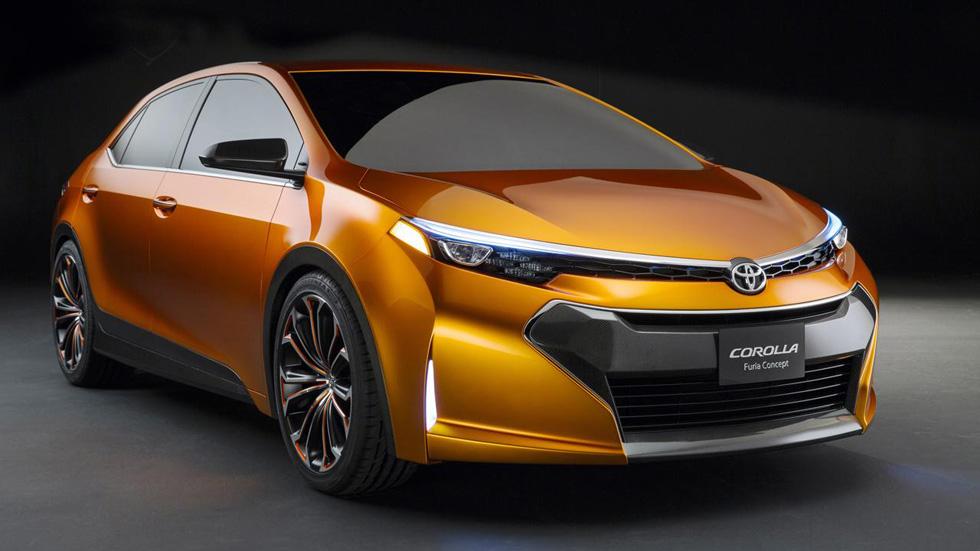 Toyota Corolla Furia, anticipando el nuevo Corolla sedán