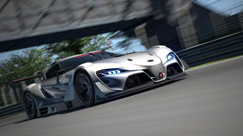 Toyota FT-1 Vision GT Concept, el samurái definitivo para consola