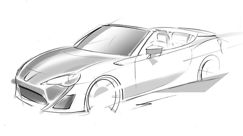 Lo nuevo de Toyota: FT-86 Open e i-Road