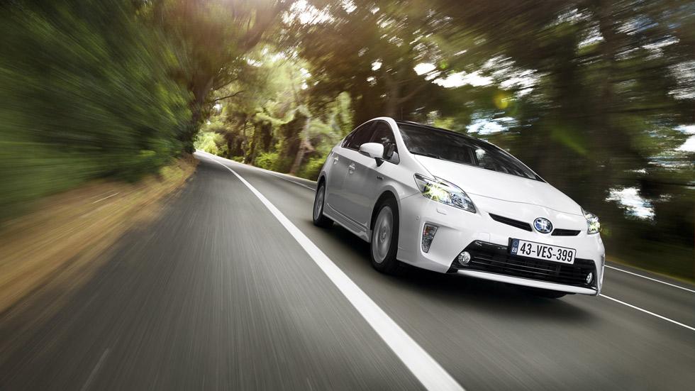 Los híbridos de Toyota gastarán un 10 por ciento menos