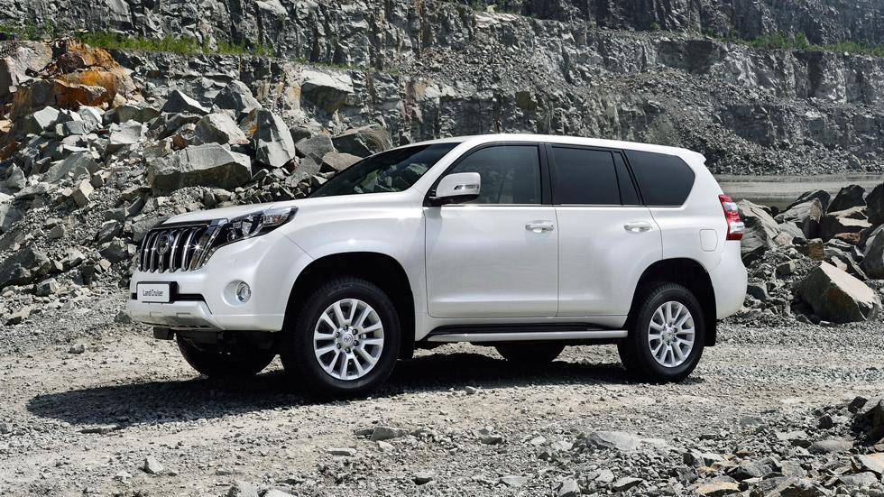 Toyota Land Cruiser 2013, preparado para todo