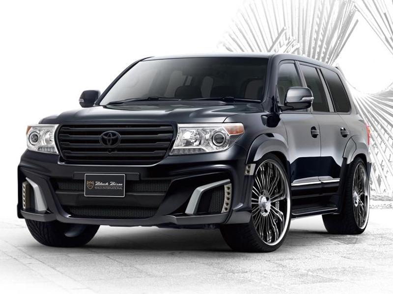 Toyota Land Cruiser Black Bison por Wald International
