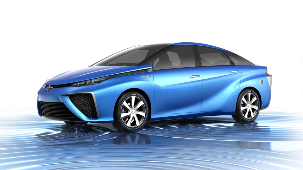 Toyota en el Salón de Tokio: pila de combustible, taxis y deportivos
