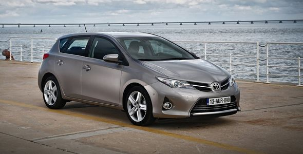 Toyota: por uno euro más, mucho más equipamiento