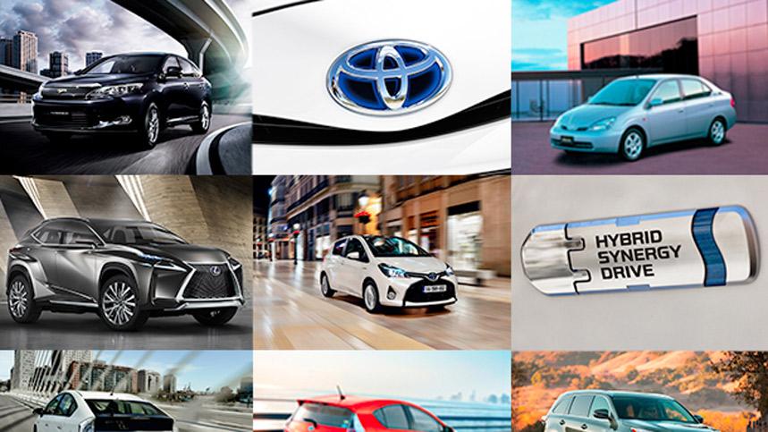 Toyota, primer fabricante mundial de coches hasta septiembre