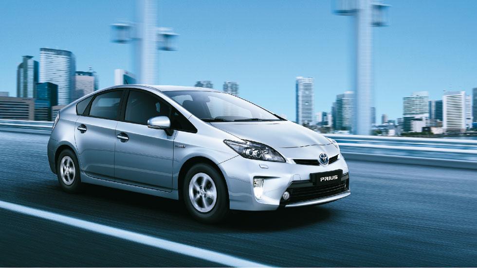 Toyota Prius, cuatro años consecutivos top ventas en Japón