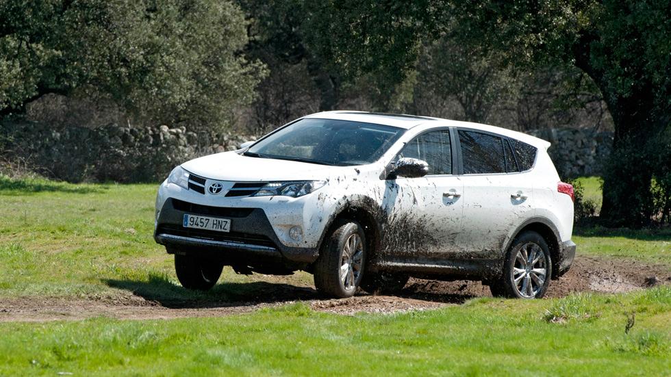 El Toyota RAV4, ahora con nuevos accesorios disponibles