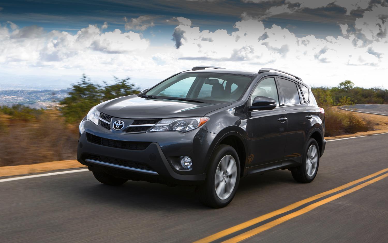 Toyota RAV-4, 'mejor elección en seguridad'