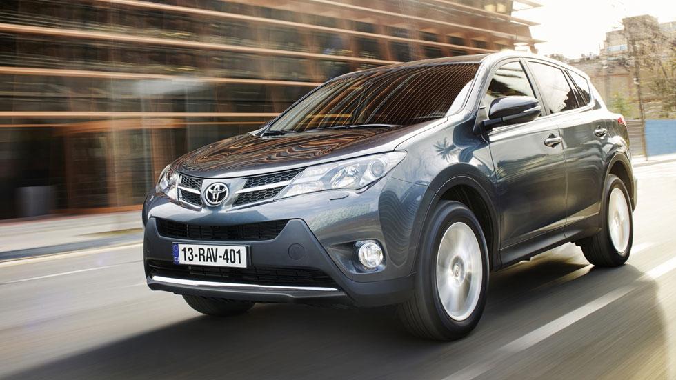 Toyota RAV4, detallados los precios para el mercado español