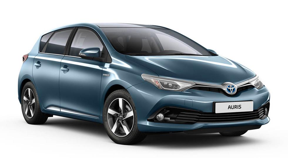Toyota revisará 12.639 híbridos en España