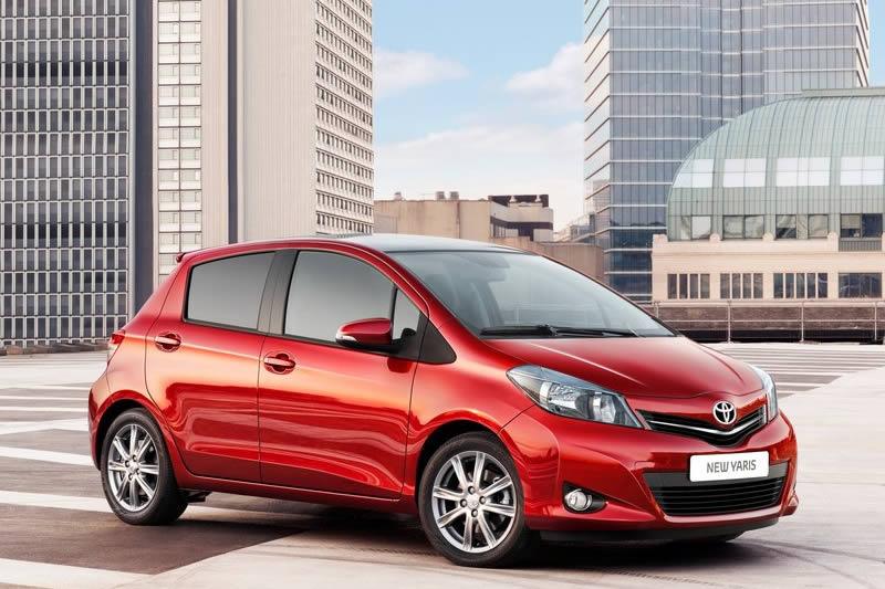 Toyota revisará 1.200  automóviles en España por problemas en la dirección