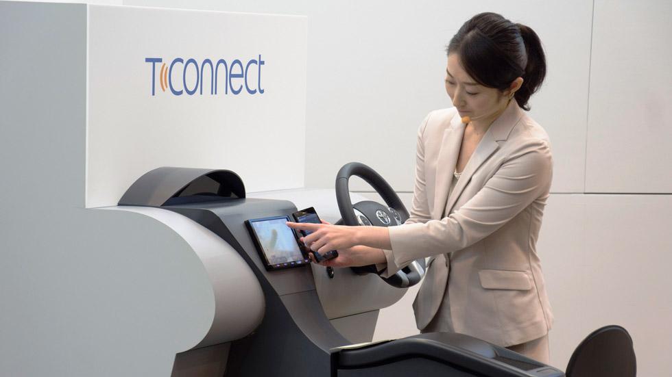Toyota 'T-Connect', conectando el coche con el mundo