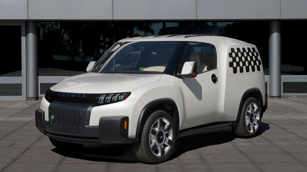 Toyota Urban Utility Concept, la furgoneta se reinventa