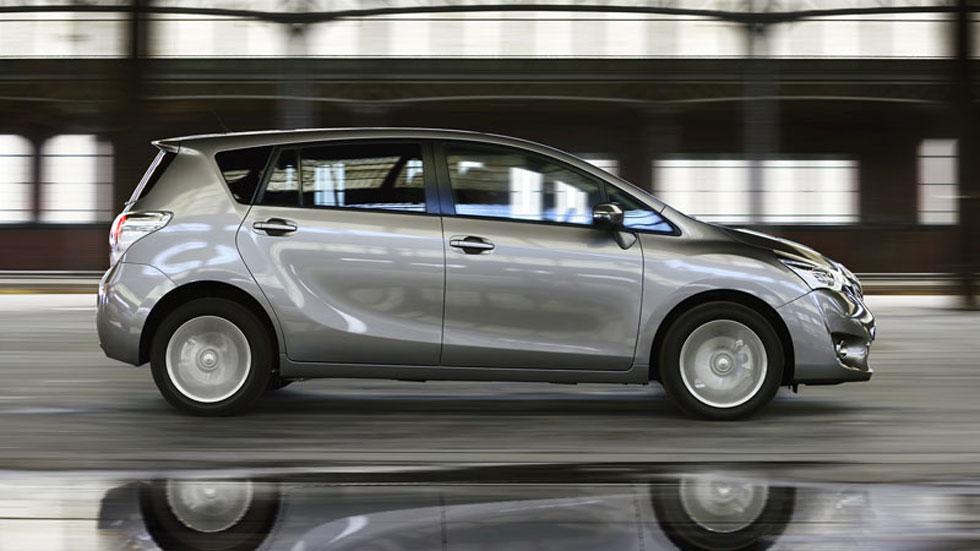 Contacto: Toyota Verso 1.6 D-4D de 112 CV, con esencia BMW