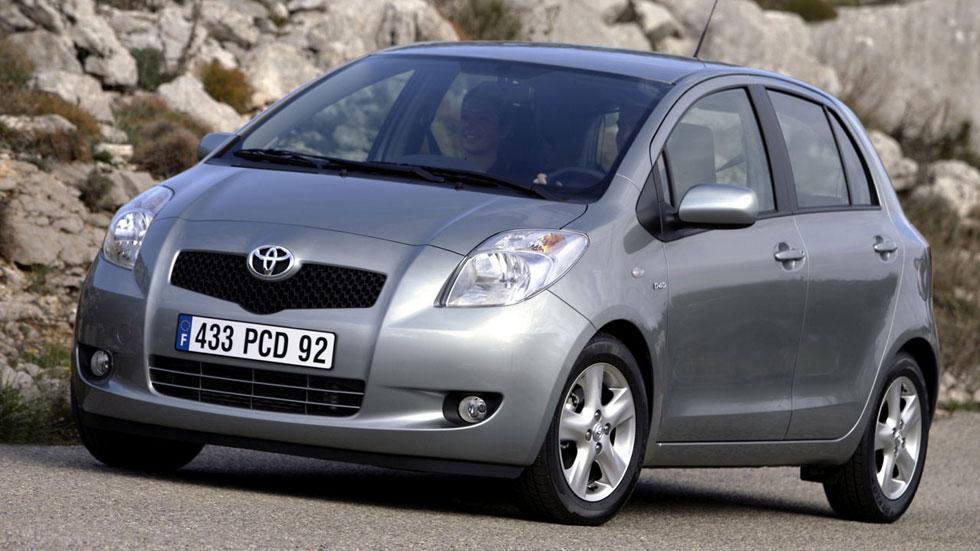 Toyota Yaris (2000)