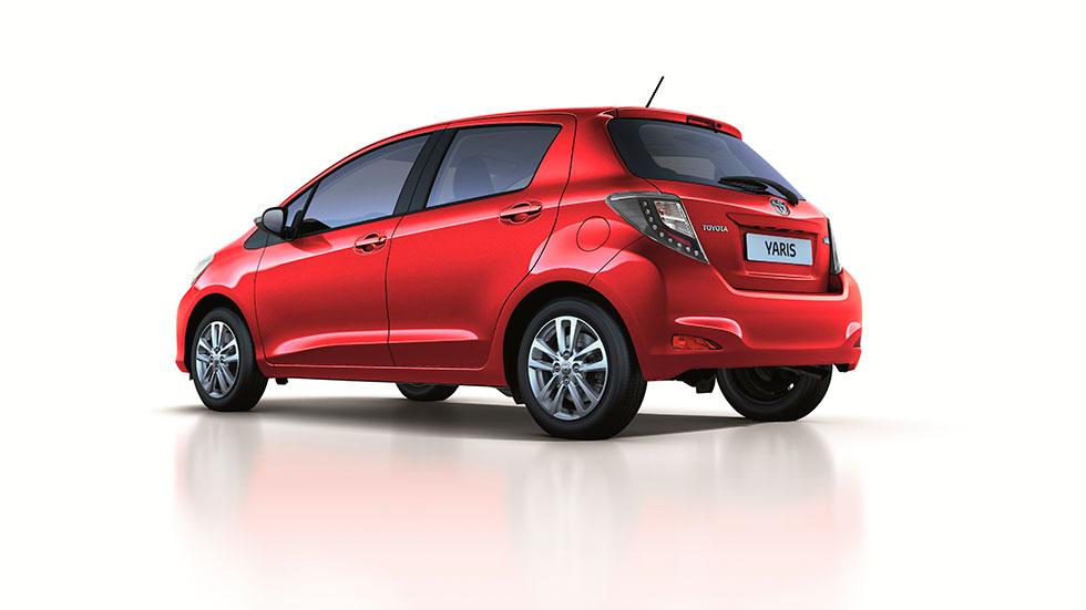 Toyota Yaris, más equipamiento y menos consumo