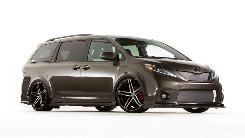 Toyota Yaris y Sienna DUB Edition, tuning para todos los gustos