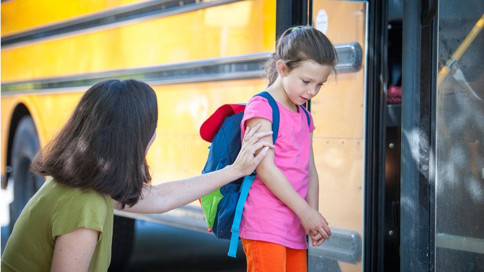 Tráfico intensifica la vigilancia del transporte escolar