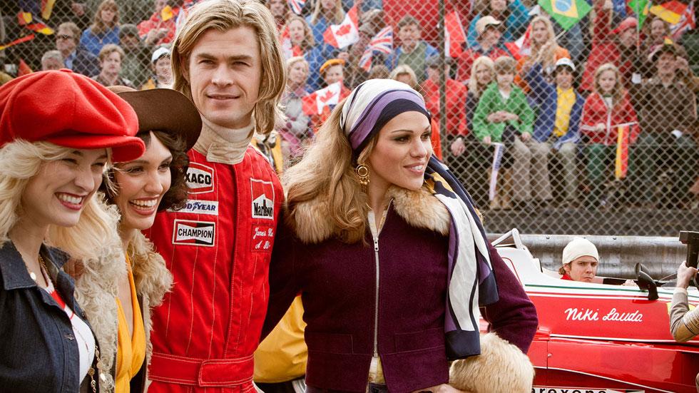 'Rush', la película de la Fórmula 1 llegará en septiembre