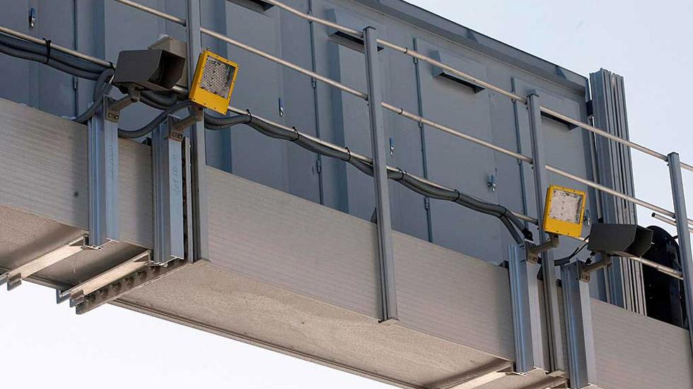 Tres nuevos radares de tramo ya multan en Cataluña