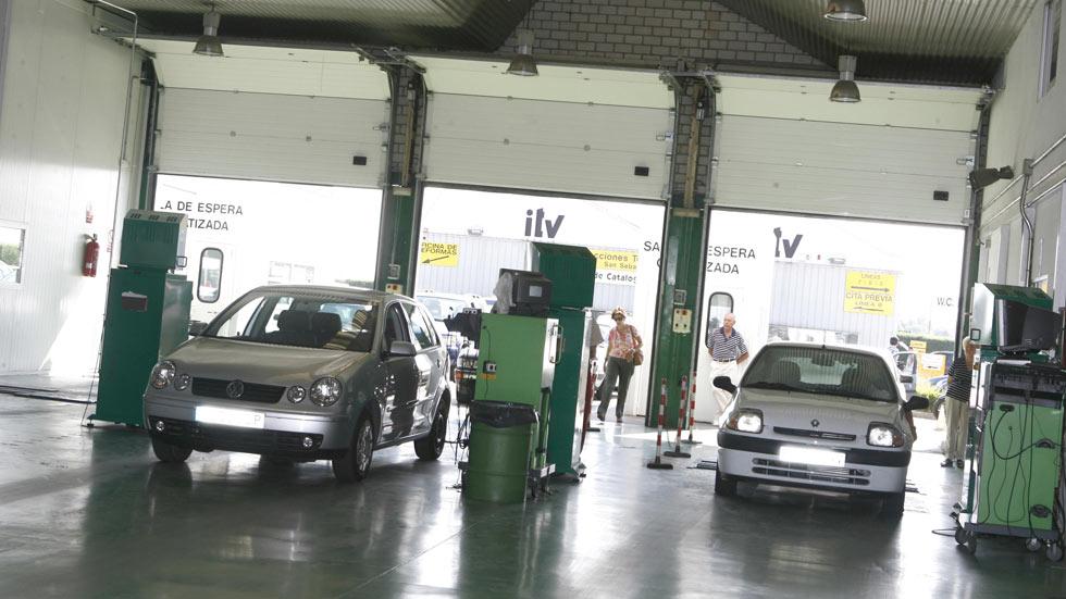 Un 6 por ciento de los coches circula sin ITV