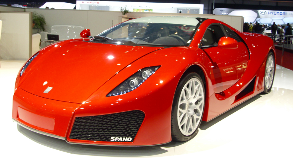El GTA Spano, protagonista de Need for Speed