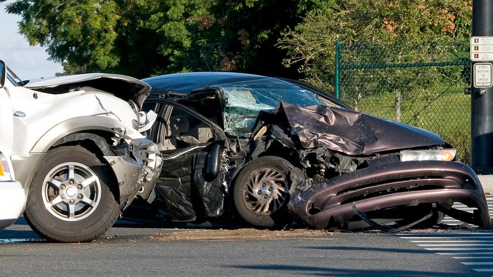Un tercio de los accidentes laborales, al volante