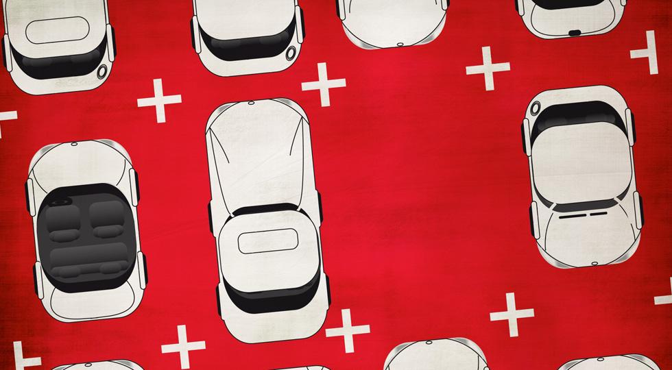 Uno de cada tres coches, con asistente de aparcamiento