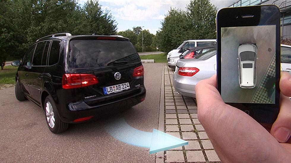 Valet Park4U System, ¿el sistema de aparcamiento autónomo definitivo?