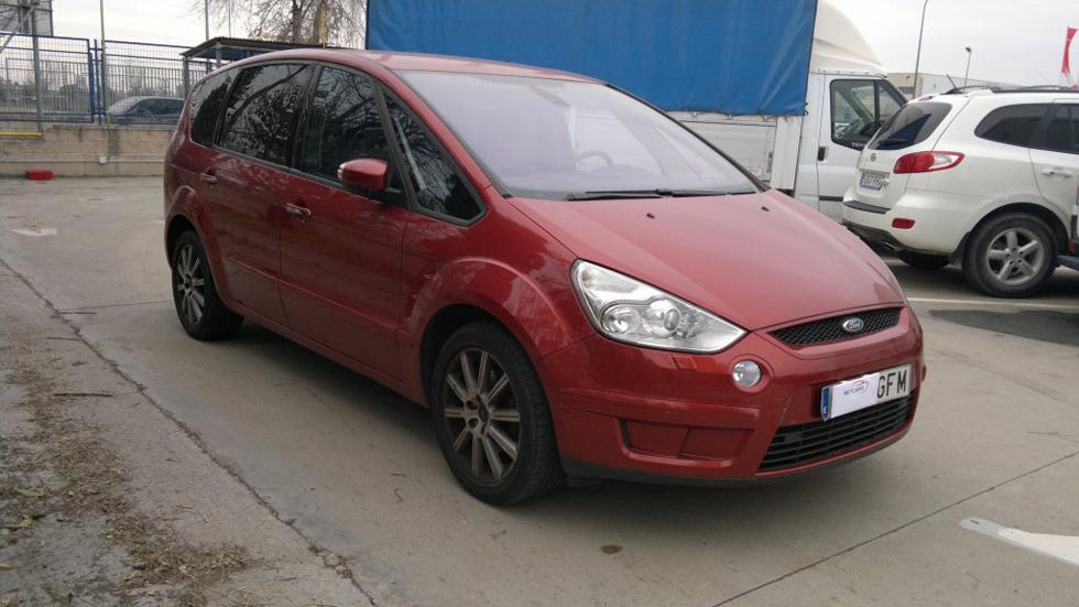 Valor residual de un coche de ocasión: 5.400 euros