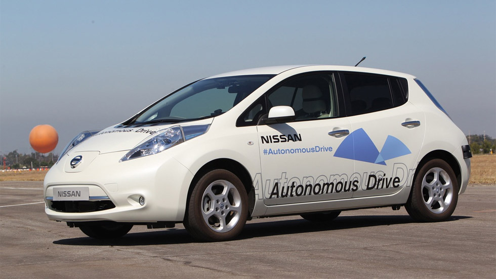 Un estudio afirma que los vehículos autónomos aliviarán el tráfico en las ciudades