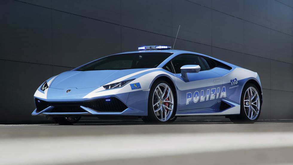 Vehículos policiales, un mercado que mueve 760 millones en España