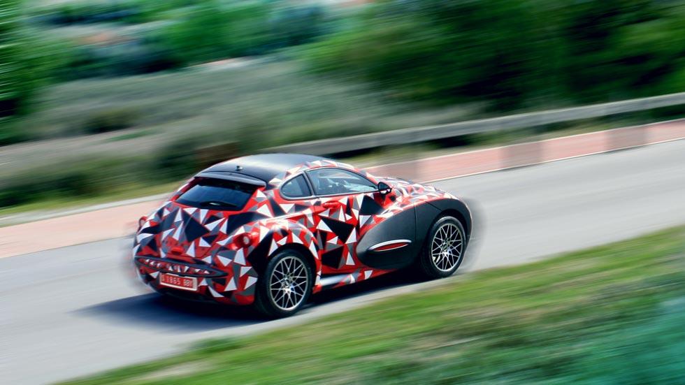 Velántur Art-Tech, el primer coche eléctrico de lujo español