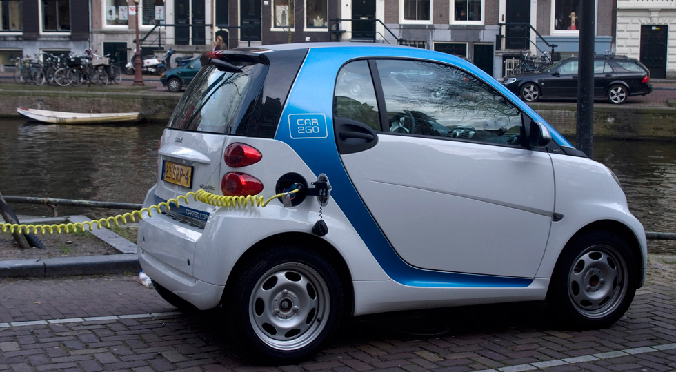 Ventajas fiscales para los coches de empresa