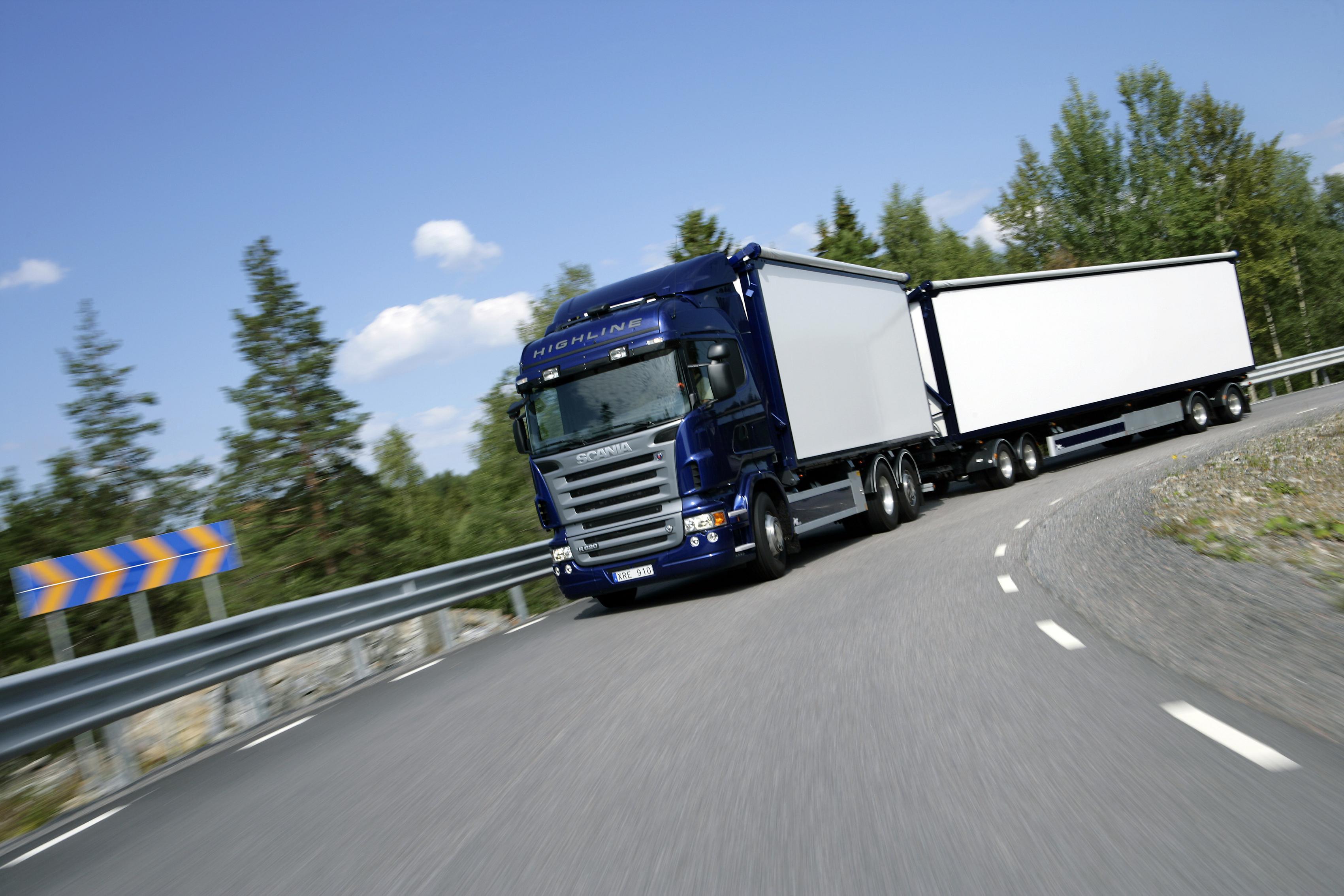 Las ventas de camiones registran un mínimo histórico
