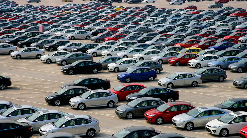 Las ventas de coches en Europa sigue en caída libre
