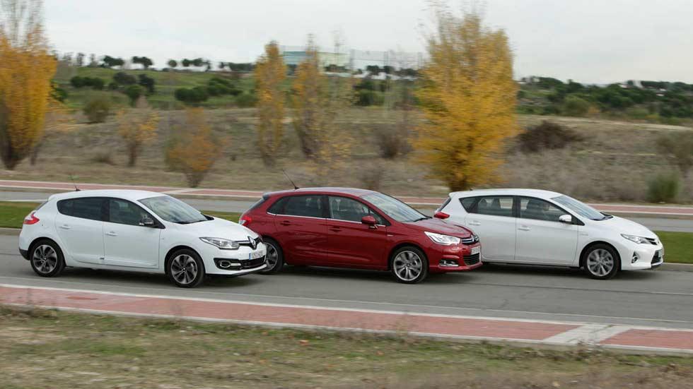 Las ventas de coches suben un 14 por ciento en mayo