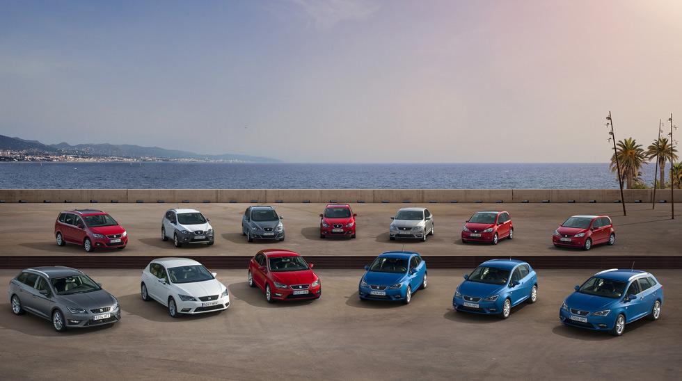 Las ventas de coches en abril suben más de un 20%