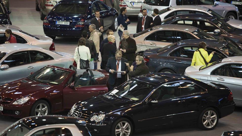 Las ventas de usados en España crecen un 11 por ciento