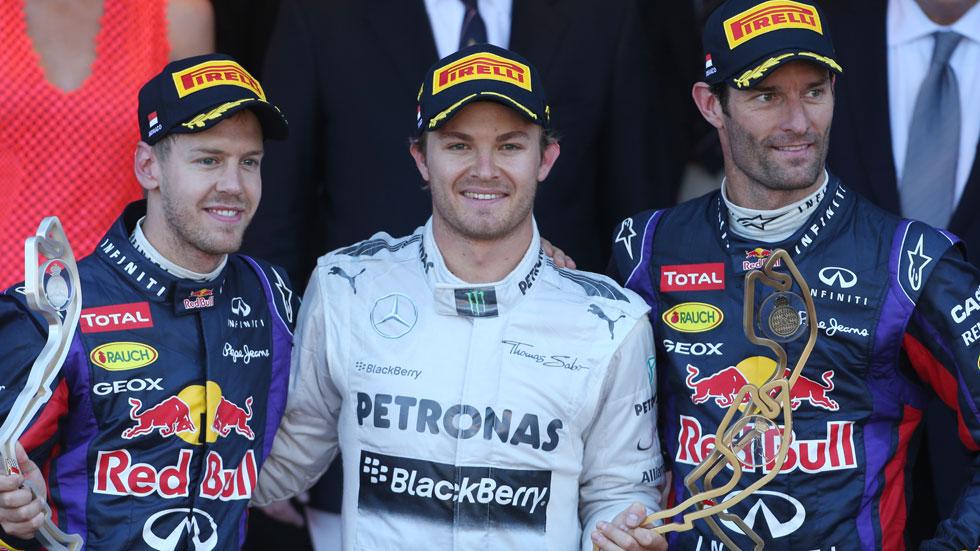 Sebastian Vettel sigue haciendo 'amigos' en la Fórmula 1