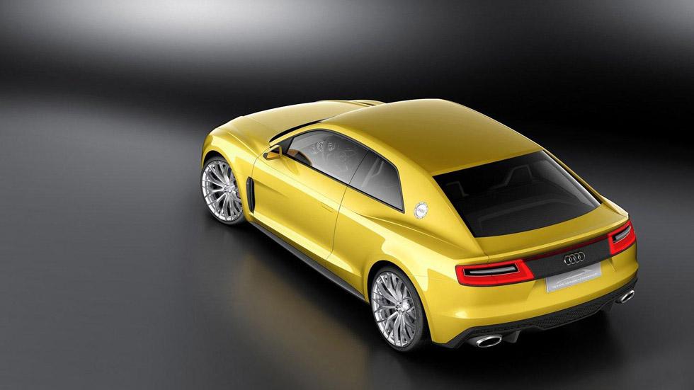 Vídeo: el Audi Sport Quattro Concept, por los amigos de Facebook