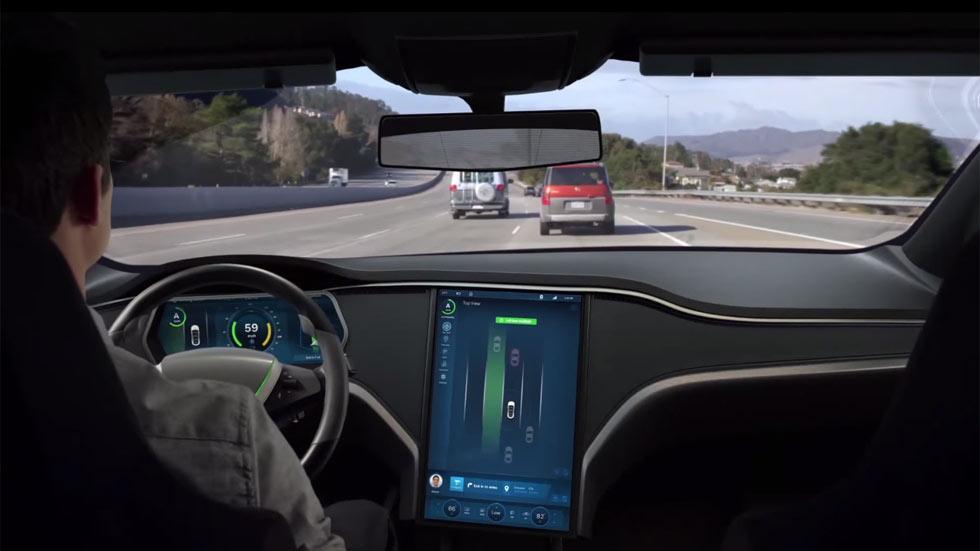 Vídeo: así ve la conducción autónoma Bosch