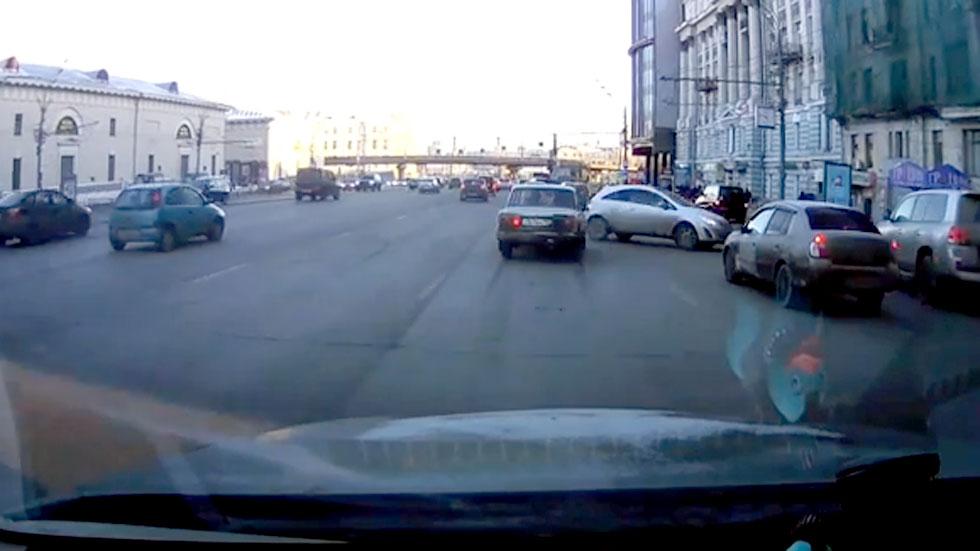 Vídeo: el aparcamiento perfecto