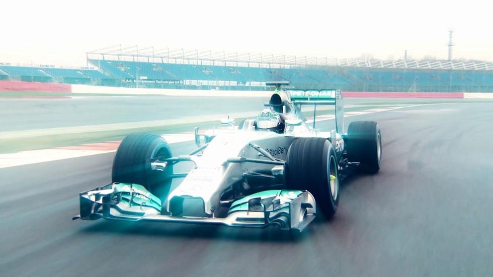 Vídeo: así es el motor de Mercedes, dominadores de la F1