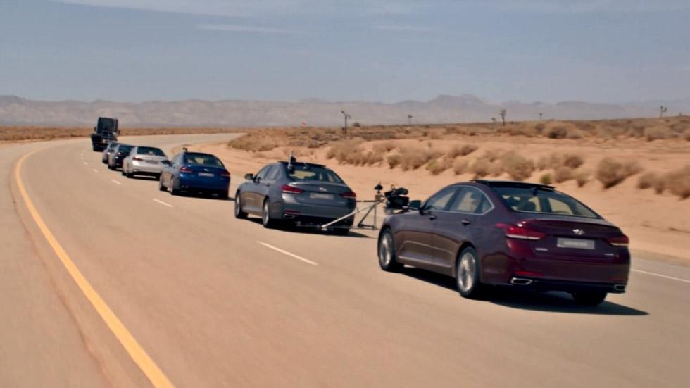 Vídeo: los Hyundai que se conducen solos