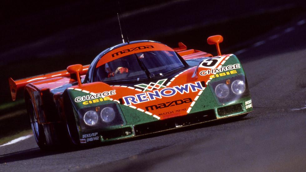 Vídeo: la historia de Mazda en las 24 Horas de Le Mans